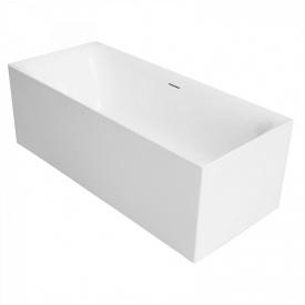 Ванна 170x75x58 см окремостояча з сифоном