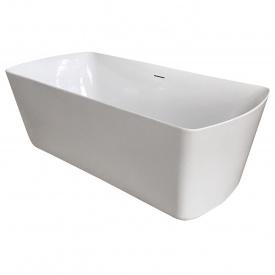 Ванна 180x85x61 см окремостояча з сифоном
