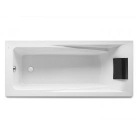 HALL ванна 170x75 см прямоугольная с интегр подлокотниками с подголовником с регулир ножками 220 л