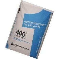 Портландцемент ПЦ 400 Дикергофф Цемент 25 кг