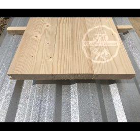 Підлогова дошка з смереки 32x130 мм