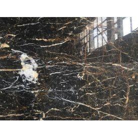 Мармур Golden Galaxy чорно золотий 2х188х277 см