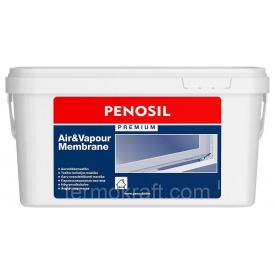 PENOSIL Premium Air&Vapour Membrane (5 кг) пароізоляційна мастика з волоконним посиленням