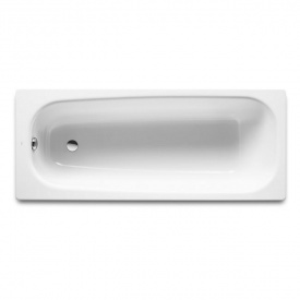 CONTINENTAL ванна 170x70 см с покрытием против скольжения без ножек