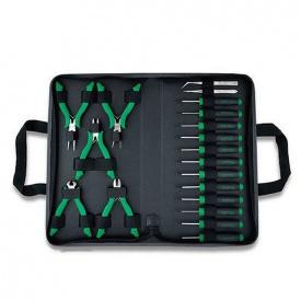 Набор прецизионных инструментов в сумке 19 ед TOPTUL GPN-019 A