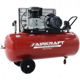 Компресор 300 л ремінною 800 л/хв 380 В 5,5 кВт AIRKRAFT AK 300-800-380