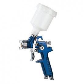 Краскопульт пневматический HVLP 0,8 мм верх п/б AUARITA