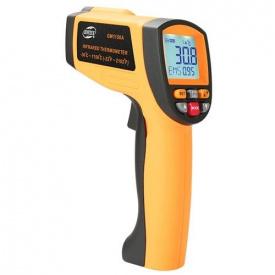 Інфрачервоний пірометр -30-1150 градусів Цельсія BENETECH GM 1150 A