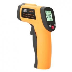 Інфрачервоний термометр пірометр -50-550 градусів Цельсія BENETECH GM550E