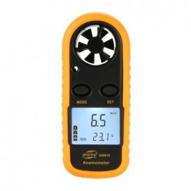 Цифровой анемометр 0,1-30 м/с -10-45°C BENETECH GM816