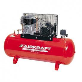 Компрессор высокого давления 15 bar 300 л 858 л/мин 380 В 5,5 кВт AIRKRAFT AK 300-15 BAR-858-380