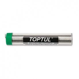 Проволока паяльная оловянная 1 мм в тубе TOPTUL EBAA0110