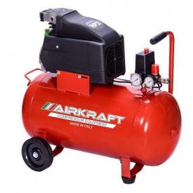 Компрессор бытовой 50 л 170 л/мин 220В AIRKRAFT AK50-170-ITALY