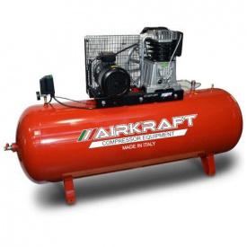 Компрессор 500 л ременной 1070 л/мин 380В 7,5кВт AIRKRAFT AK500-988-380