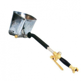 Распылитель для штукатурки пневматический хоппер AIRKRAFT SN-01
