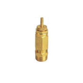 """Латунный предохранительный клапан 1/2"""" AIRKRAFT SP010-04"""