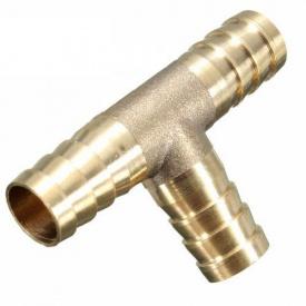 З'єднувач Т-образний 6x6x6 мм AIRKRAFT E 102-6-1