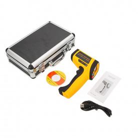 Пірометр промисловий USB -30-1650 градусів Цельсія BENETECH GM1651