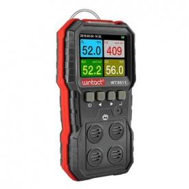 Измеритель концентрации газов 4-в-1 WINTACT WT8811