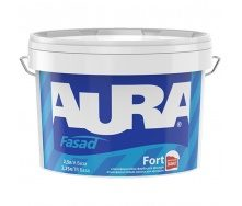 Краска Aura Fasad Fort матовая 2,5 л