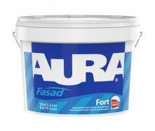 Краска Aura Fasad Fort матовая 10 л