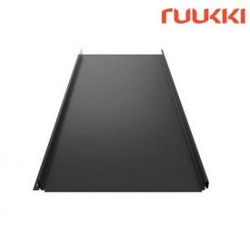 Фальцева покрівля Ruukki Classic C Purex Сірий графіт (RR2H3)