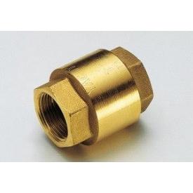"""Запорный клапан Tiemme YACHT 1/2"""" резьба внутренняя/внутренняя ISO 228 с нейлоновым запорным клапаном (3500003)"""
