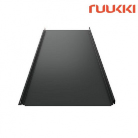 Фальцева покрівля Ruukki Classic C Pural Matt Сірий графіт (RR2H3)
