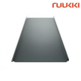 Фальцевая кровля Ruukki Classic M Polyester Горный серый (RR23)
