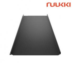 Фальцева покрівля Ruukki Classic M Polyester RM Сірий графіт (RR2H3)