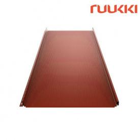 Фальцева покрівля Ruukki Classic M Polyester RM Червоний (RR29)