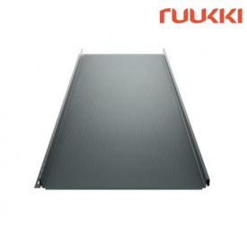 Фальцева покрівля Ruukki Classic M Purex Гірський сірий (RR23)
