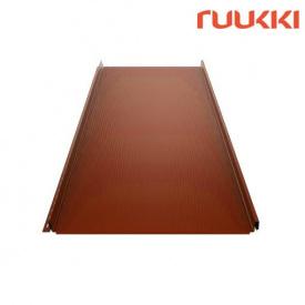 Фальцева покрівля Ruukki Classic M Pural Matt Цегляний (RR750)