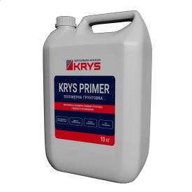 Укрепляющая глубокопроникающая грунтовка KRYS Primer