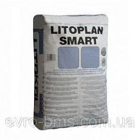 LITOPLAN SMART Штукатурка быстрого схватывания и высыхания Litokol