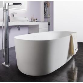 Отдельностоящая Ванна кам'яна Solid surface 168x80x53 см