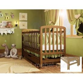 Деревянная кроватка Teddy УМК кроватка