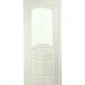 Двери межкомнатные ПВХ Новый Стиль DeLuxe Овал