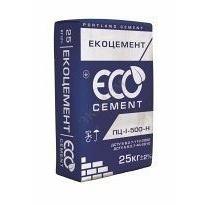 Цемент ЭКО ПЦ 1 М 500 25 кг синий