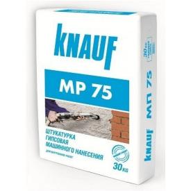 Штукатурка машинна Knauff МП-75 30 кг