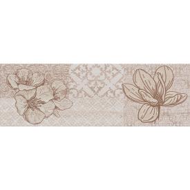 Декор CERSANIT MARBLE ROOM INSERTO FLOWER 200x600