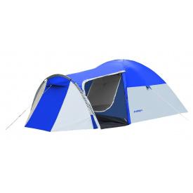 Палатка 3-х местная Presto Acamper MONSUN 3 PRO синяя 3500 мм