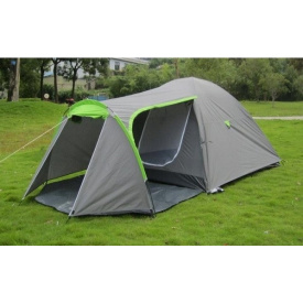 Палатка 3-х местная Presto Acamper MONSUN 3 PRO серый 3500 мм
