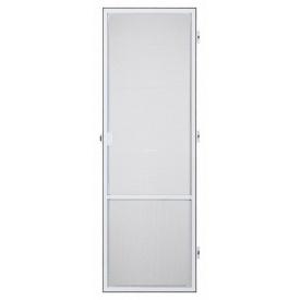 Рамкова дверна москітна сітка Преміум 580х1280 мм