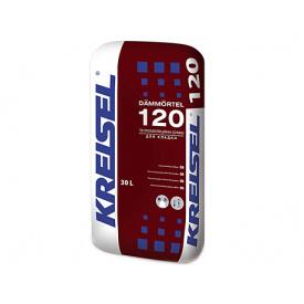 Термоизоляционная кладочная смесь КREISEL 120 Dammortel 30 кг