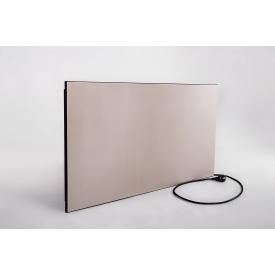 Керамический обогреватель Камин 525 Вт с усиленной конвекцией белый