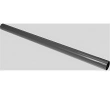 Трубка снегозадержателя сталь 30x1,5x2000 мм Графитный IVT