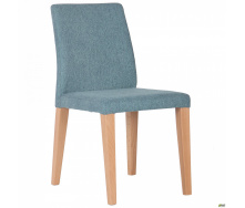 Деревянный стул AMF Zina 870х530х580 мм бирюзовый