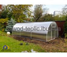 Теплица с поликарбонатом 8 мм Славяночка 3х6