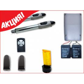 Комплект автоматики для розпашних воріт Miller Technics 4000 MAXI